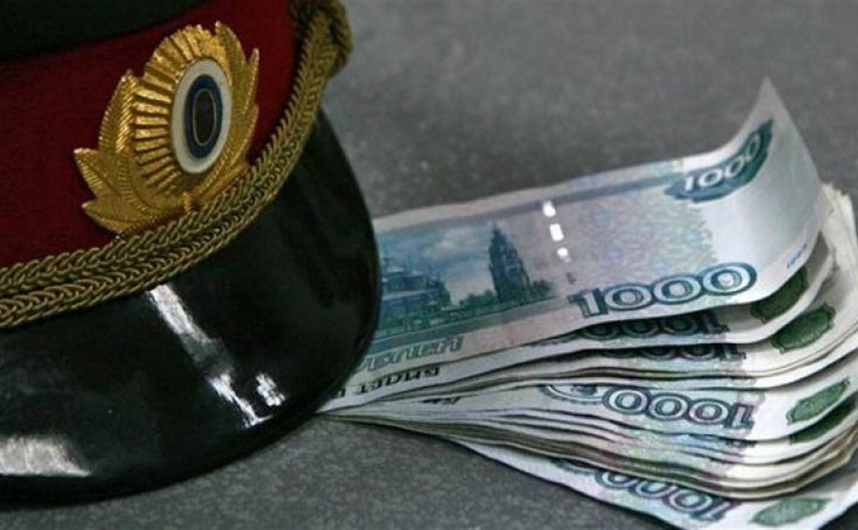 В Алексине гражданка Узбекистана пыталась подкупить полицейского