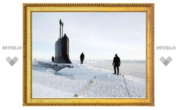 Главком ВМФ увидел в НАТО арктическую угрозу