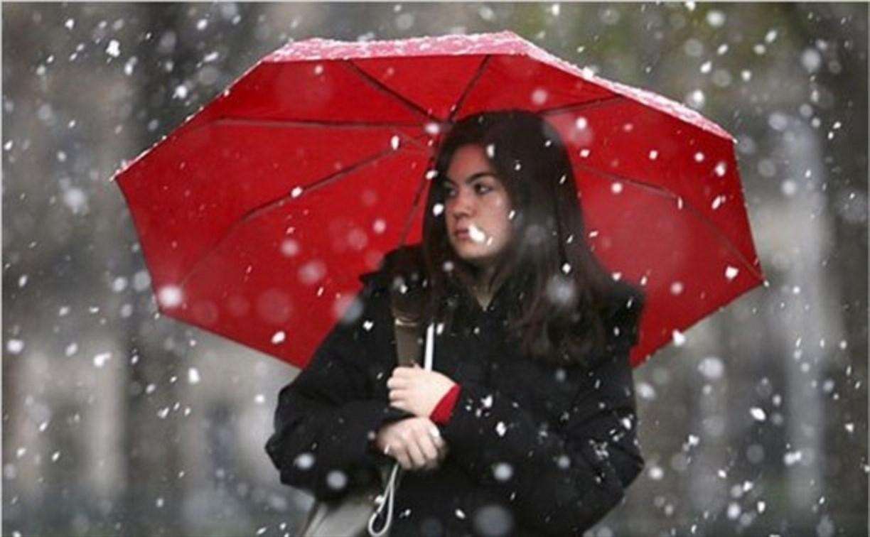 На смену бабьему лету в Тулу придёт снег с дождём