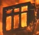 В Тульской области полицейский спас из пожара пенсионеров и их сына-инвалида