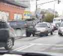 ДТП на ул. Рязанской спровоцировало серьезную пробку