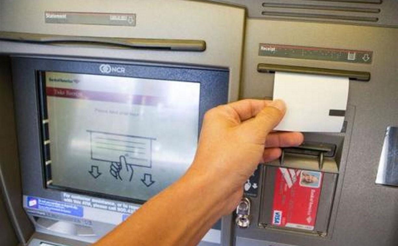 Банки обязали сделать чеки из банкоматов читаемыми