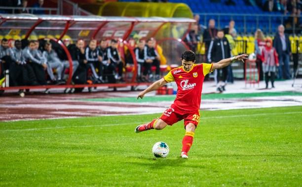 Тульский «Арсенал» обнародовал заявку на матчи Лиги Европы