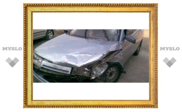Под Тулой в аварии погибли два человека