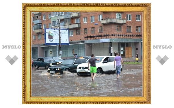 Чиновники отчитались о последствиях бури