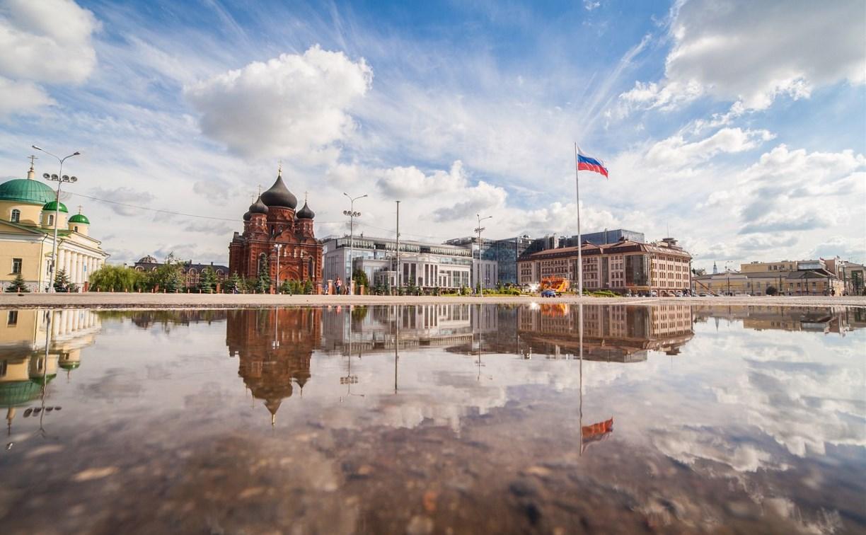 В субботу за порядком в Туле следит Алексей Мазуров