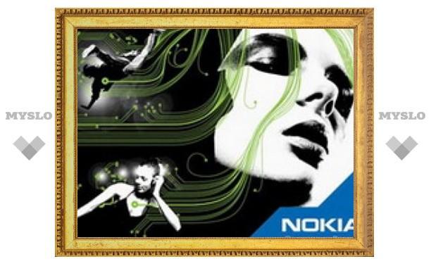 Nokia размеcтит рекламу на мобильниках