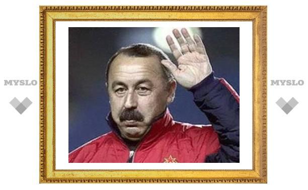 Президент ЦСКА объявил об увольнении Газзаева