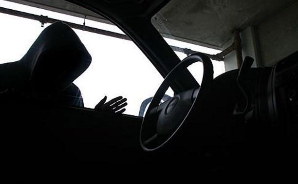 Угонщики катались на чужой машине, пока не закончился бензин