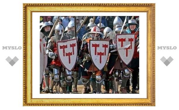 В Туле пройдет рыцарский турнир
