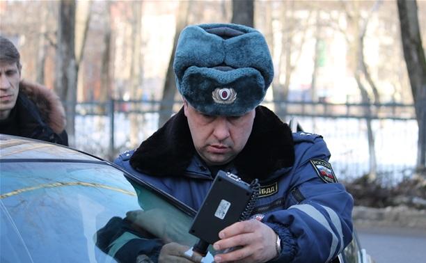 В Пролетарском районе гаишники устроили «охоту» за тонированными авто
