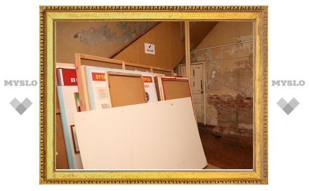 Департамент культуры Тульской области не может прокомментировать ситуацию с Музеем военной истории
