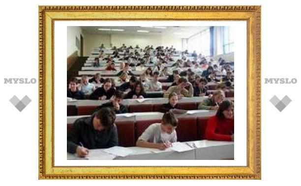 В тульские вузы примут без вступительных экзаменов
