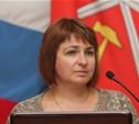 Вместо Таранюка экологией будет заниматься Елена Половинкина