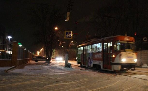 Общественный транспорт в Новогоднюю ночь будет ходить до 4.00