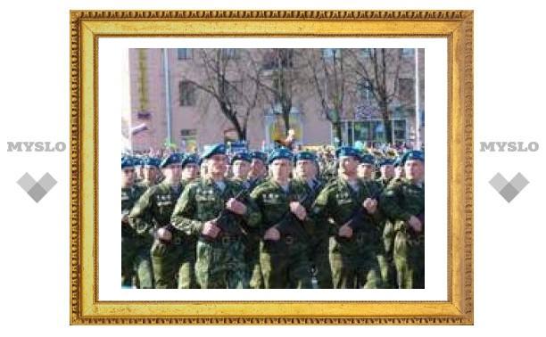 Зареченские школьники пошли в десант