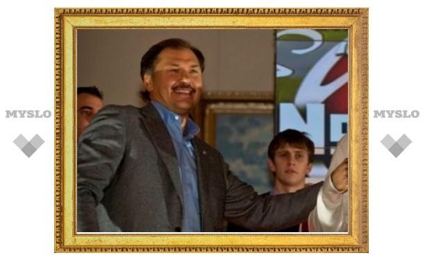 Избран новый президент Российской федерации баскетбола