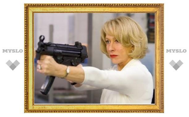 Хелен Миррен получит почетный приз Европейской киноакадемии