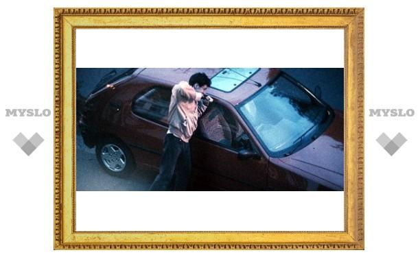 Туляки угоняют машины