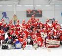 Хоккейная команда «Виктория» – победитель EuroChem Baltic Cup