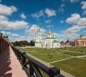 1 мая башни Тульского кремля будут открыты для посещения