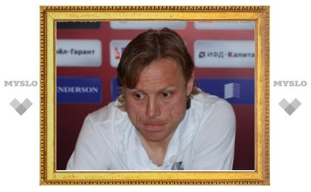 Валерий Карпин извинился перед арбитрами