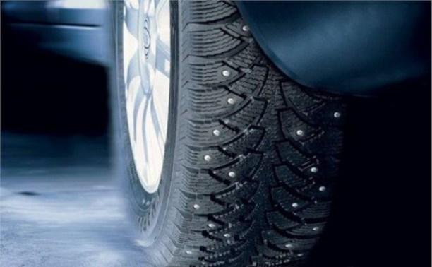 Тульская Госавтоинспекция порекомендовала водителям перейти на зимнюю резину