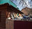 В центре Тулы Плюшкин собрал в своем доме и дворе тонны мусора