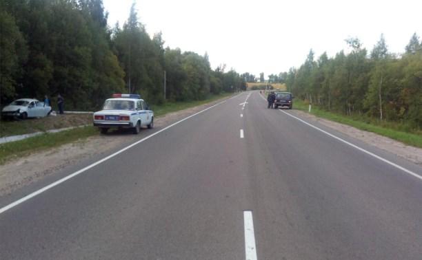Под Белёвом пьяный водитель устроил смертельное ДТП