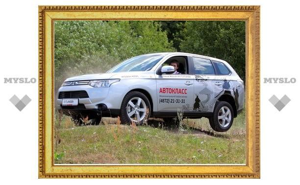 Mitsubishi Outlander: теперь внедорожник