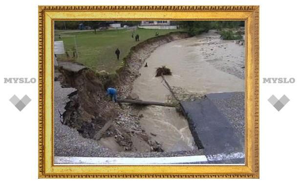 На Кубани объявлен день траура по жертвам наводнения