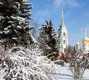 Погода в Туле 24 февраля: небольшой снег и до -14°С