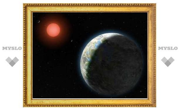 Планету Gliese 581d вновь признали потенциально обитаемой