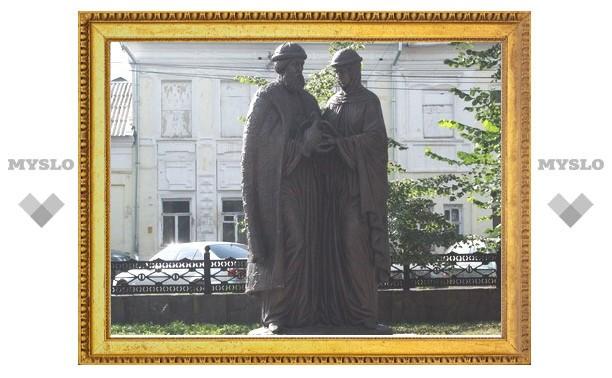 15 июля в Туле торжественно откроют памятник святым Петру и Февронии
