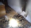 Короткое замыкание стало причиной пожара в офисном здании в Новомосковске