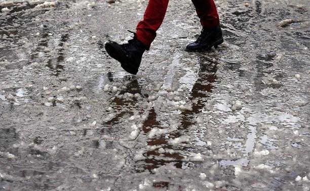 В воскресенье в Тульской области потеплеет до +7