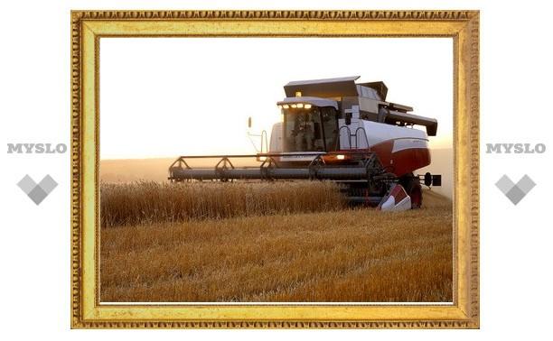Россельхозбанк профинансировал сезонные полевые работы в Тульской области на 800 млн рублей