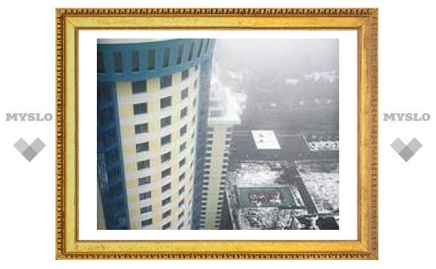Эксперты: проживание в московских небоскребах очень опасно