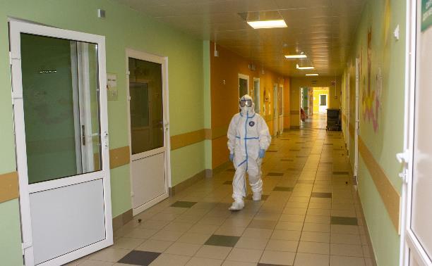 Статистика за сутки по ковиду: в Тульской области 148 случаев заболевания и 7 смертей