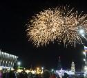 Большой фоторепортаж:   В Туле завершились новогодние гулянья