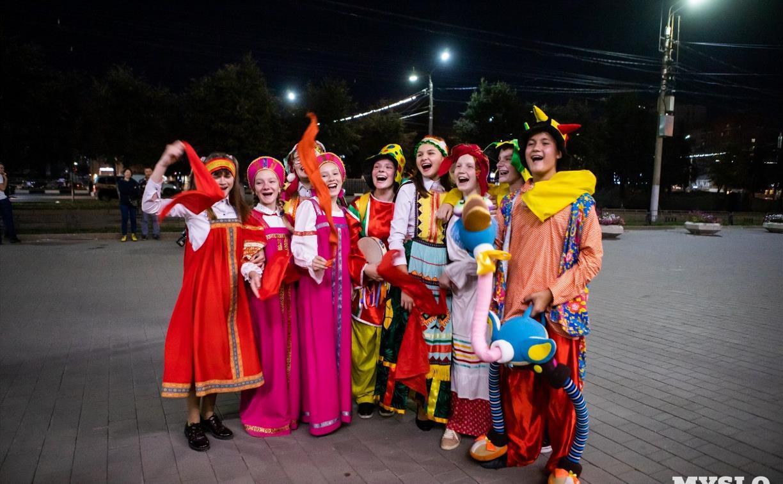Международный фестиваль молодежных театров GingerFest: афиша на 12 апреля