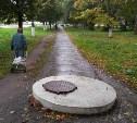 Доступная среда по-узловски: как коммунальщики боролись с люком на тротуаре