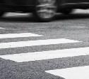 В Узловой водитель сбил девушку на пешеходном переходе и скрылся