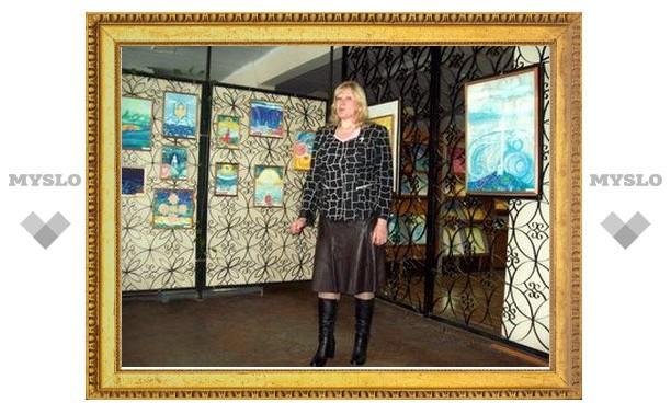 В Туле открывается выставка картин Елены Гаденовой