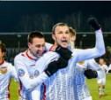 «Арсенал» разгромил «Амкар» со счетом 4:0