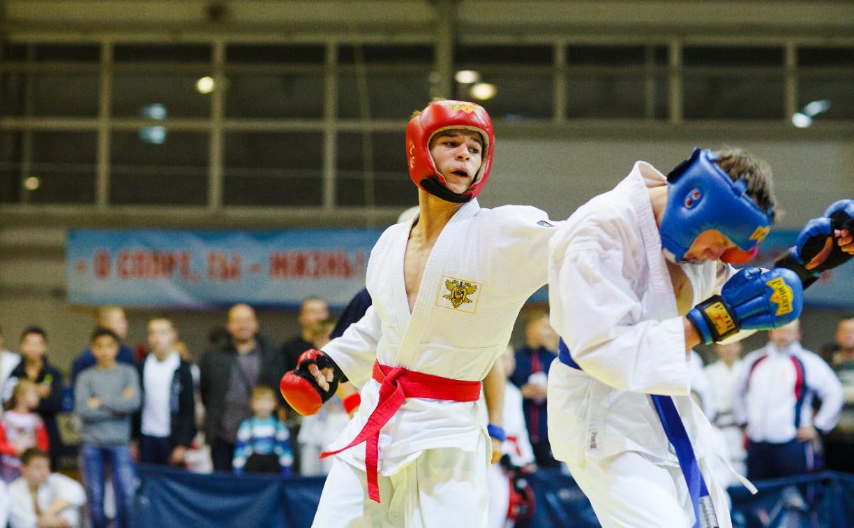 Тульские спортсмены добыли 30 медалей на соревнованиях по рукопашному бою
