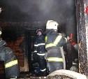 В Туле на ул. Оружейной очередной пожар в частном доме: кому-то приглянулся участок?