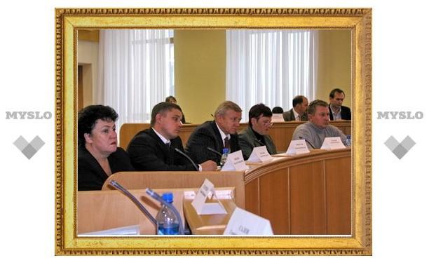 Тульская городская Дума отменит решение своих предшественников
