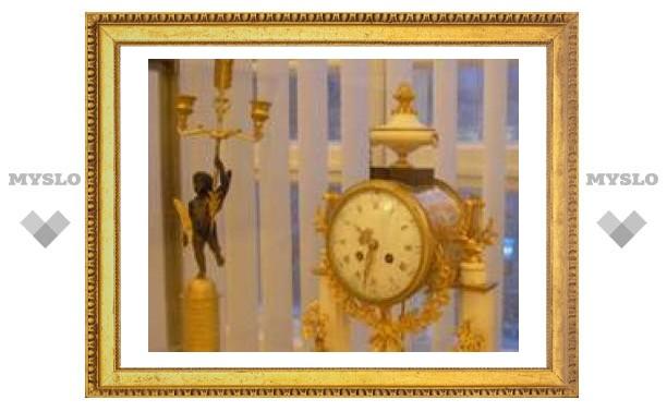 Где в Туле увидеть старинные часы