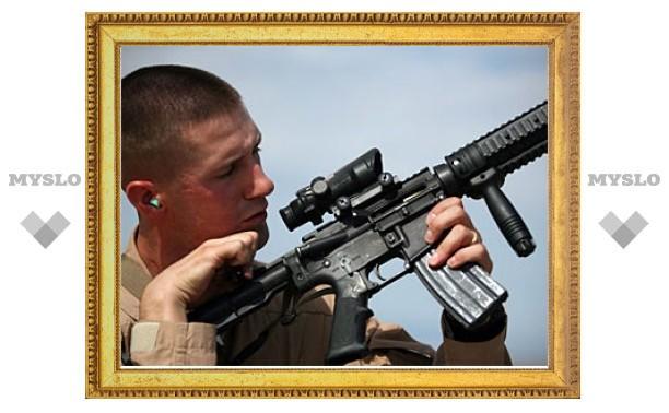 Оружейная компания из США пообещала стереть с прицелов библейскую маркировку